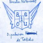 Propuesta de Escudo del servicio (D. Félix Avia)