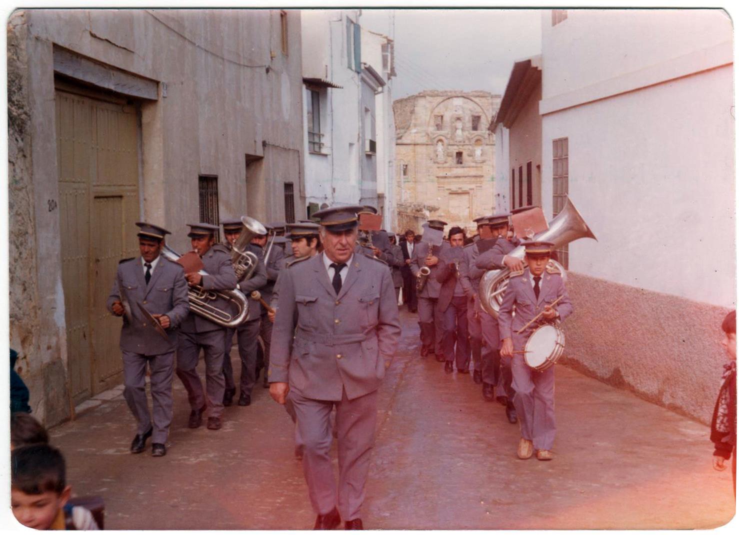 1990 La Filarmónica en la Calle del Convento